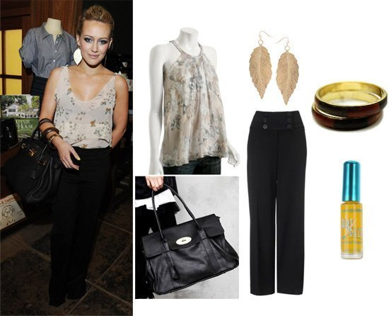Get Her Style: Hilar Duff's Look for Less Than $240! 1