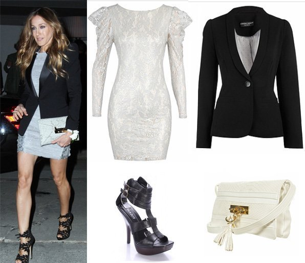 Sarah Jessica Parker Wedding Gown: Dress Like Sarah Jessica Parker