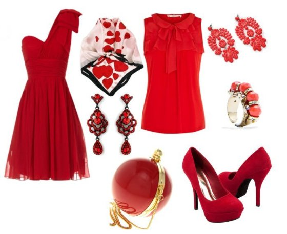 Red Picks Under $50 for Your Valentine's Day Outfit 20