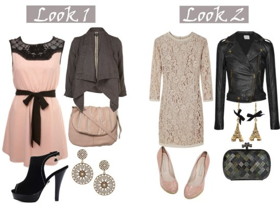 First Date Outfit Options - Which One Would You Wear? 1
