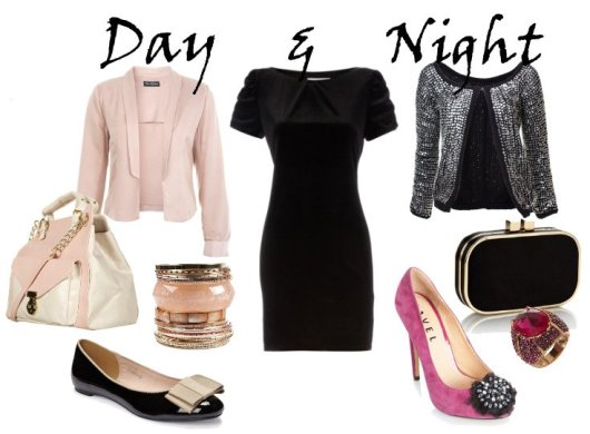 The Little Black Dress - From Day to Night  1