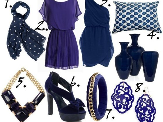 Color of the Week: Indigo! 9 Great Finds Under $50 3