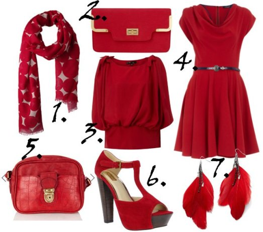 Cheapest Finds of the Week: Intense Red Vibes Under $30 1