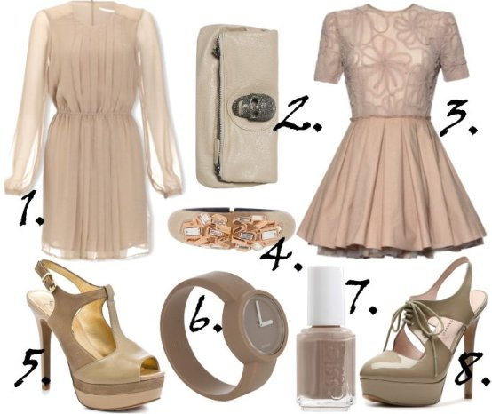 Color of the Week: Taupe - 8 Fabulous Neutral Picks 1