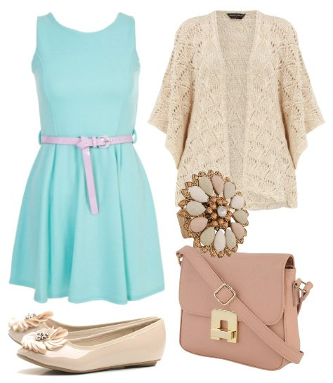 Daily Outfit: Aqua Dreams for $133!