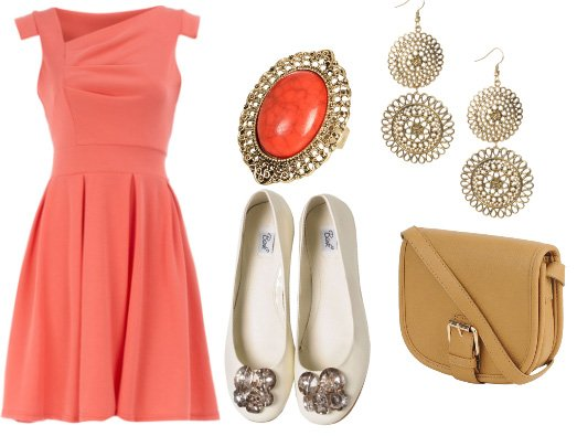 Perfect for Spring - 5-Piece Coral Love Under $100 1