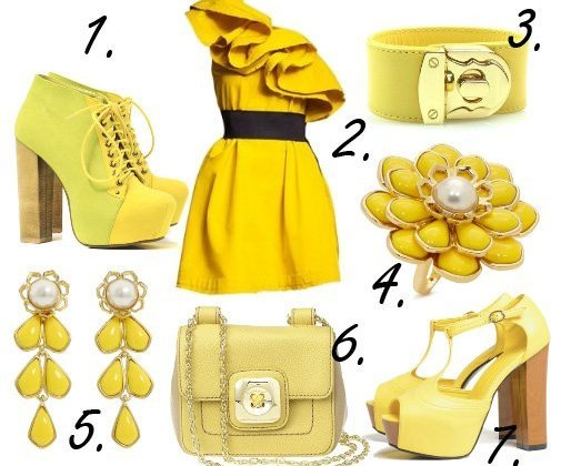 Oh So Bright! 7 Spring Yellow Picks Under $80 3