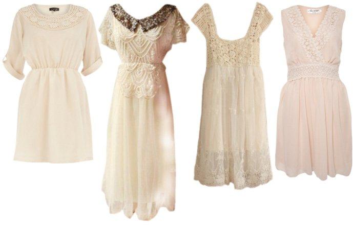 Vintage-Like Flavors: Crochet Dresses Under $50