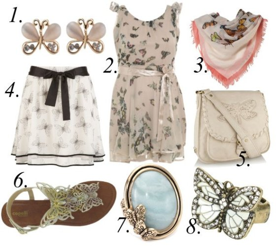 The Butterfly Effect - 8 Delicate Picks From $6 to $70 16
