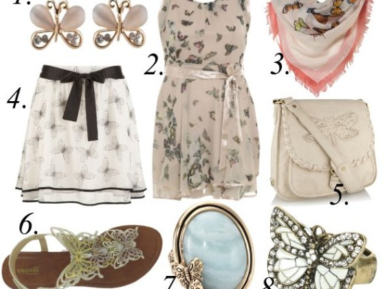 The Butterfly Effect - 8 Delicate Picks From $6 to $70 6