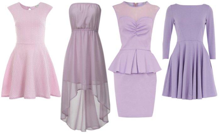 lilac-dresses