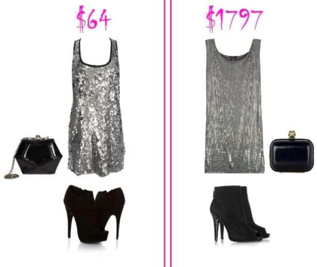 Resultado de imagen de differences between cheap and expensive dresses