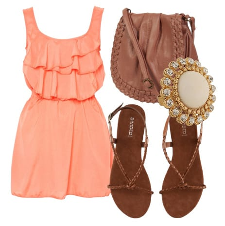 So Chic, So Cheap: Bohemian Pink Look Under $50! 1