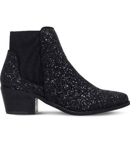 7 Sparkly Glitter Boots Under $100 1