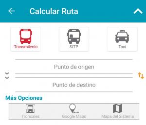 Bogotá transmilenio