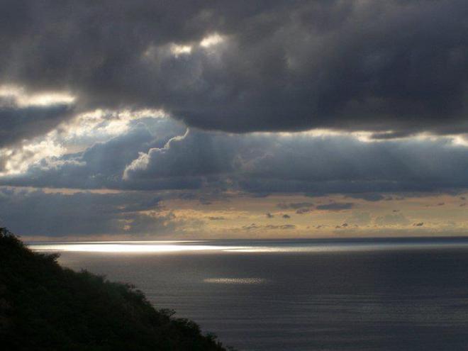 Santa Marta.. it was like seeing the gateway to Heaven...