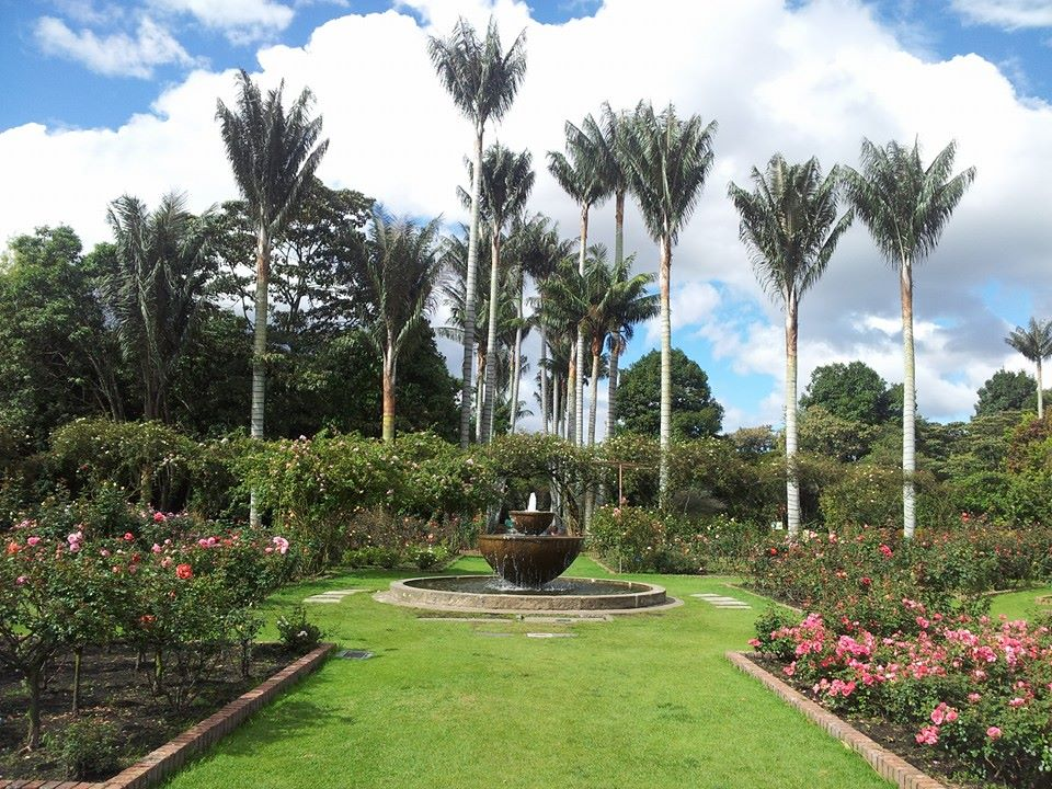 Bogota's Botanical Gardens (Jardín Botánico)