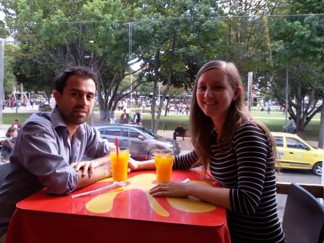 Parque de la 93, Chicó