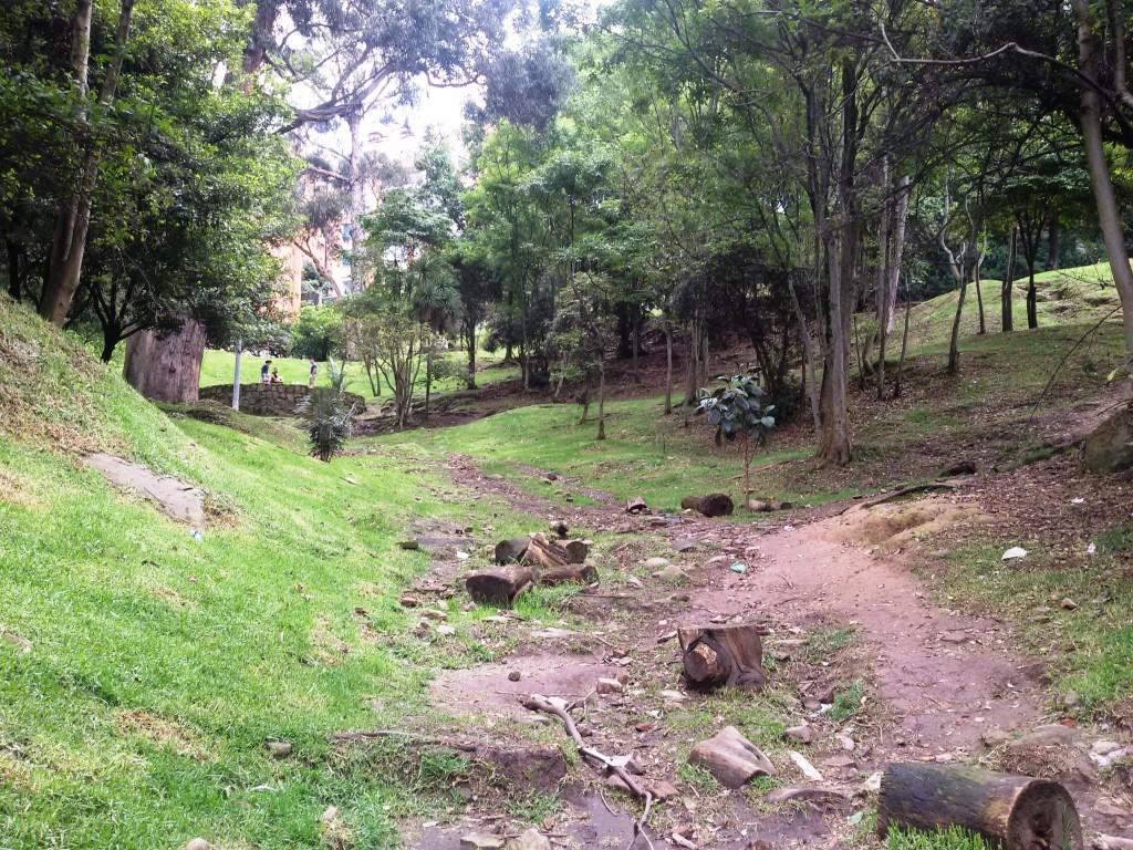 Bogota park rosales