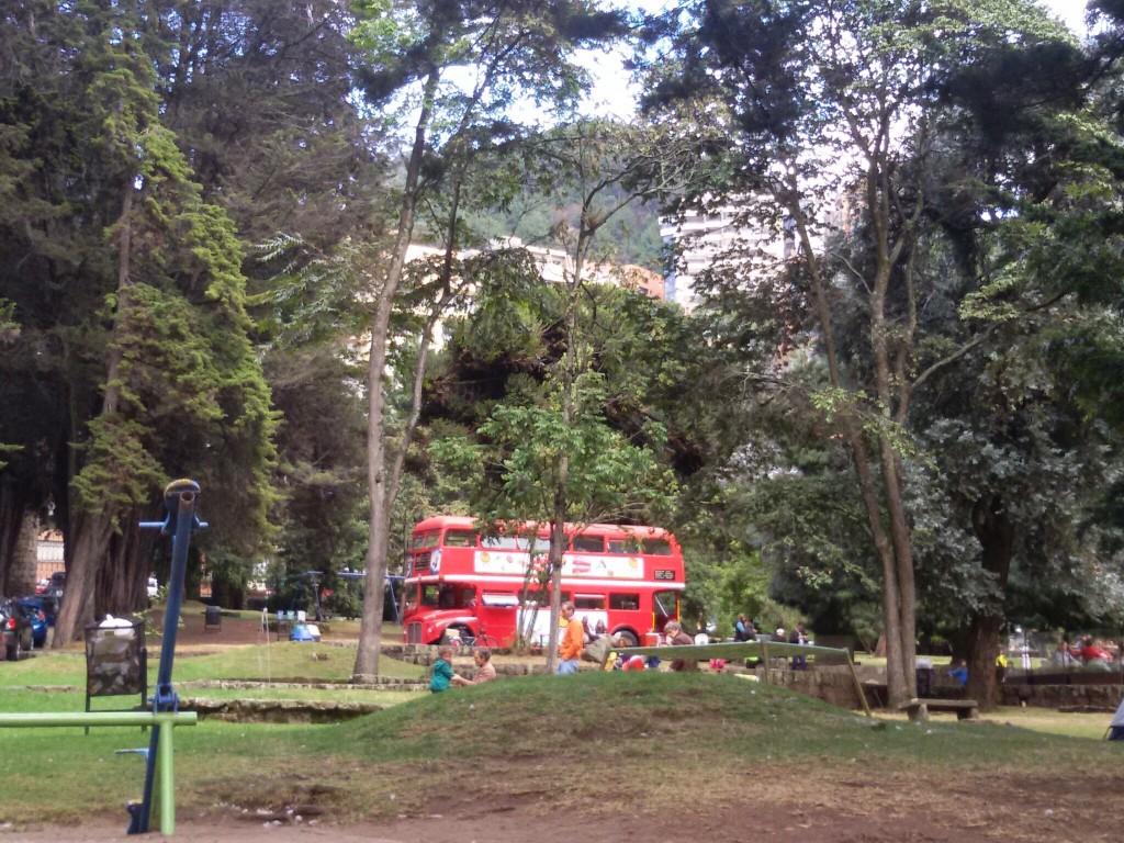 Chico park bus