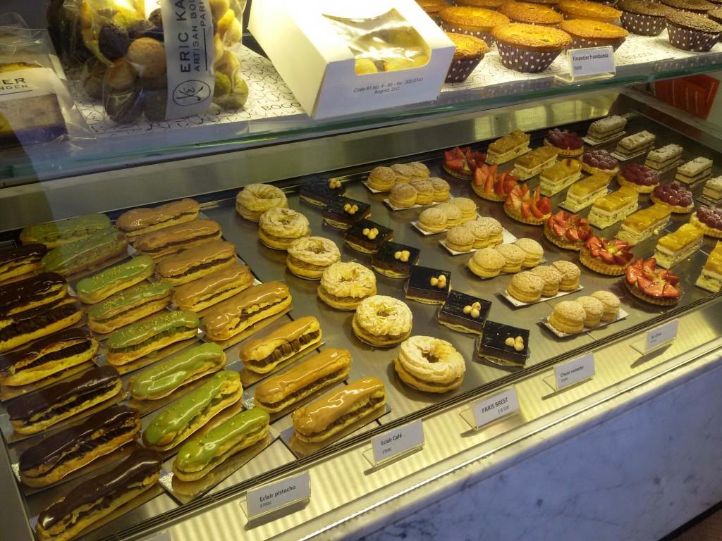 Eric Kayser Bogotá bakery