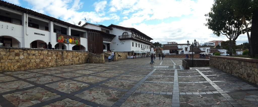 Guatavita town
