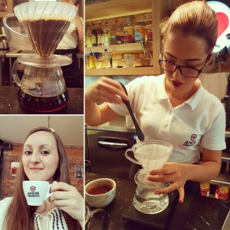 Coffee tour amor perfecto