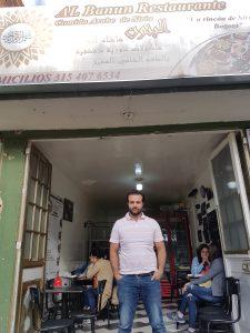 Almotaz outside Al Banun