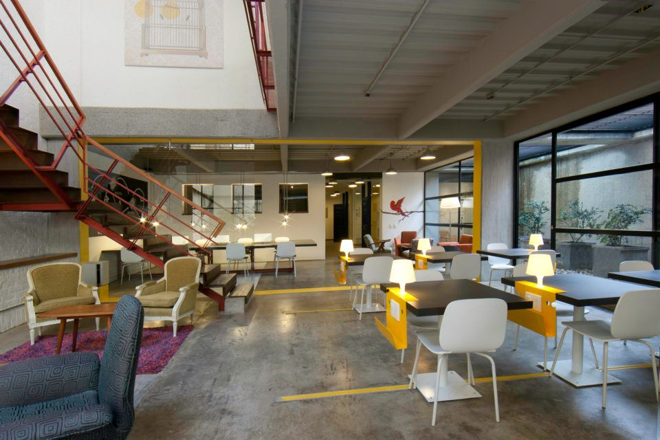 Urban Station coworking spaces bogota