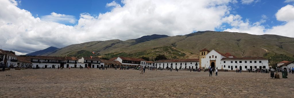 Plaza Mayor Villa de Leyva