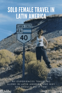 Solo Female Travel Latin America