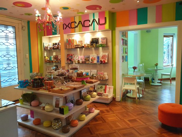 How to Bogotá Ixcacau Quinta Camacho