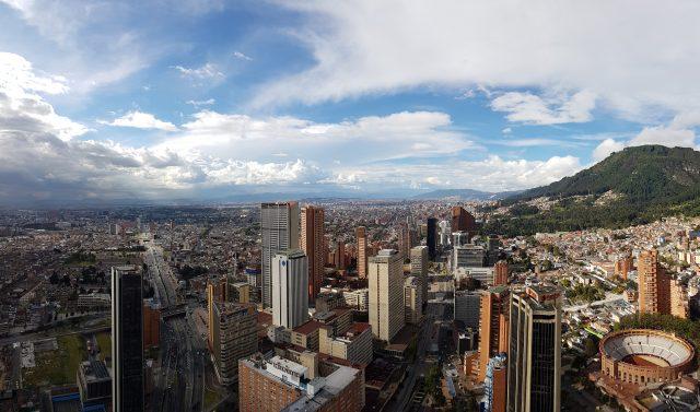 Bogota City View La Macarena