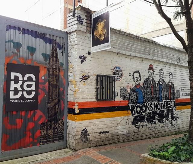 Espacio El Dorado Gallery -