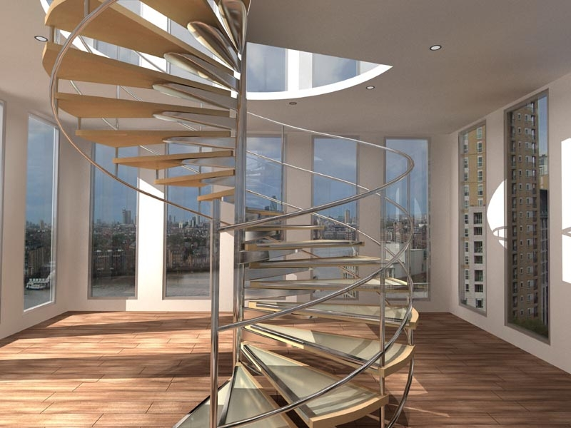 Spiral Staircase Building Tips How To Build A House | 36 Inch Spiral Staircase | Stair Case | Steel | Steps | Tread Depth | Handrail