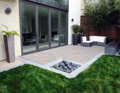 Minimalist Garden - Designing Tips | How To Build A House on Minimalist Backyard Design id=35497