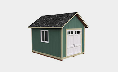 30 Free Storage Shed Plans With Gable  Lean to and Hip Roof Styles Free 10x14 shed plan pdf
