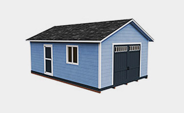 30 Free Storage Shed Plans With Gable  Lean to and Hip Roof Styles Storage Shed Plan