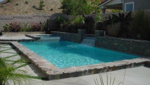 Swimming Pool Photo Gallery [How To Build Your Own Pool]