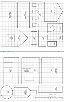 Apartment Finder Gingerbread House Patterns