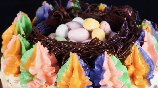 Howtocookthat Cakes Dessert Chocolate Easter Cake Recipe Howtocookthat Cakes Dessert Chocolate