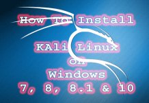 install-kali-linux-windows