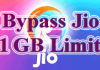 Remove-JIO-1-GB-Data-Limit-bypass -JIO-1-GB -limit