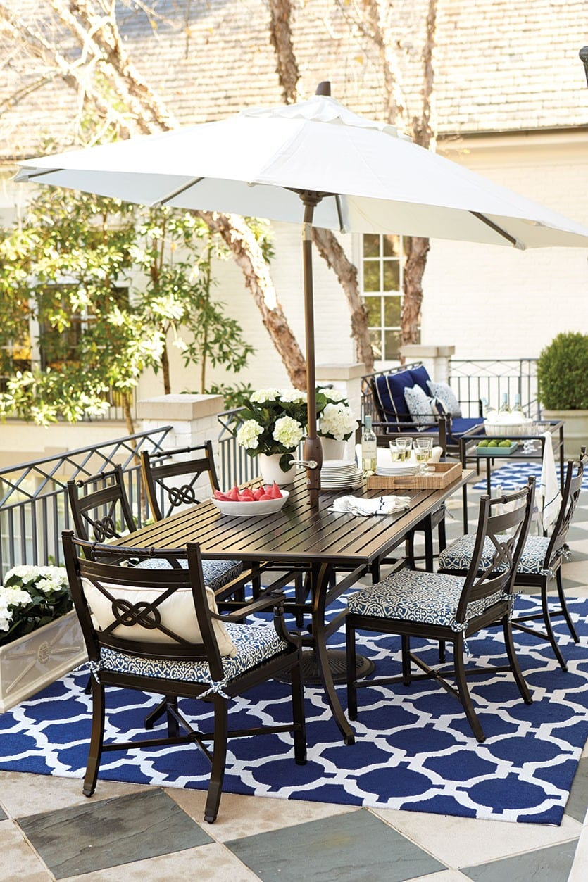 Decorating with Nautical Accents - How To Decorate on Nautical Backyard Ideas id=56648