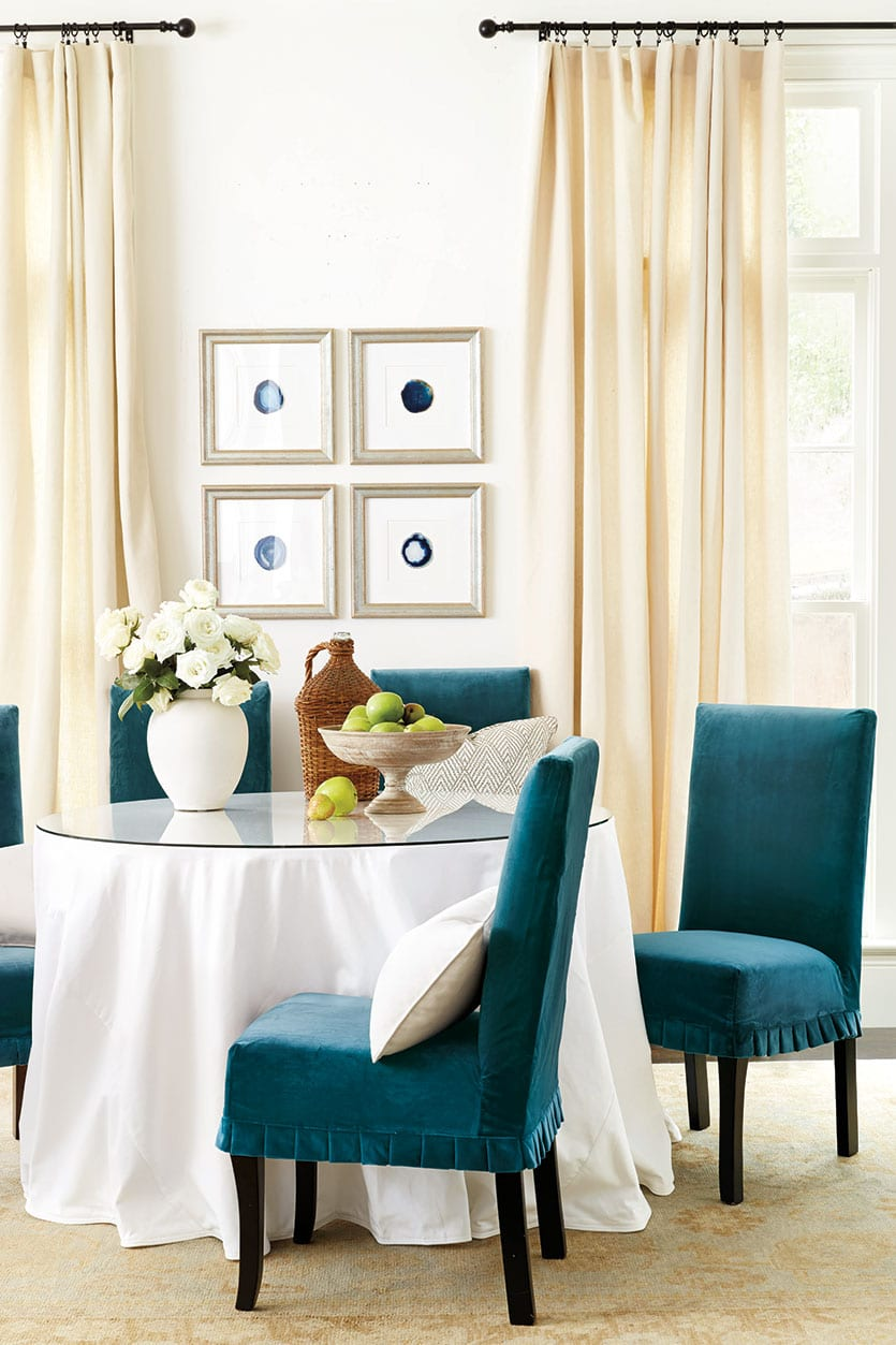 Whats The Best Way To Hang Your Drapery How To Decorate