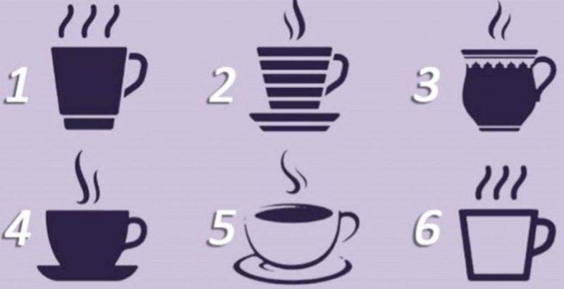 Test della personalità, quale tazzina di caffè scegli?