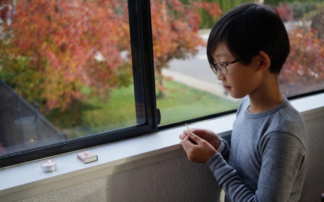 Unschooling Journal November 4-10, 2018 – Building Bridges & Overcoming Fear