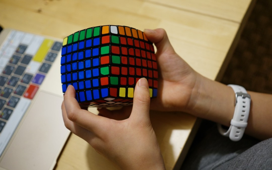 Unschooling Journal January 6-12, 2019 – History & Rubik's Cubes