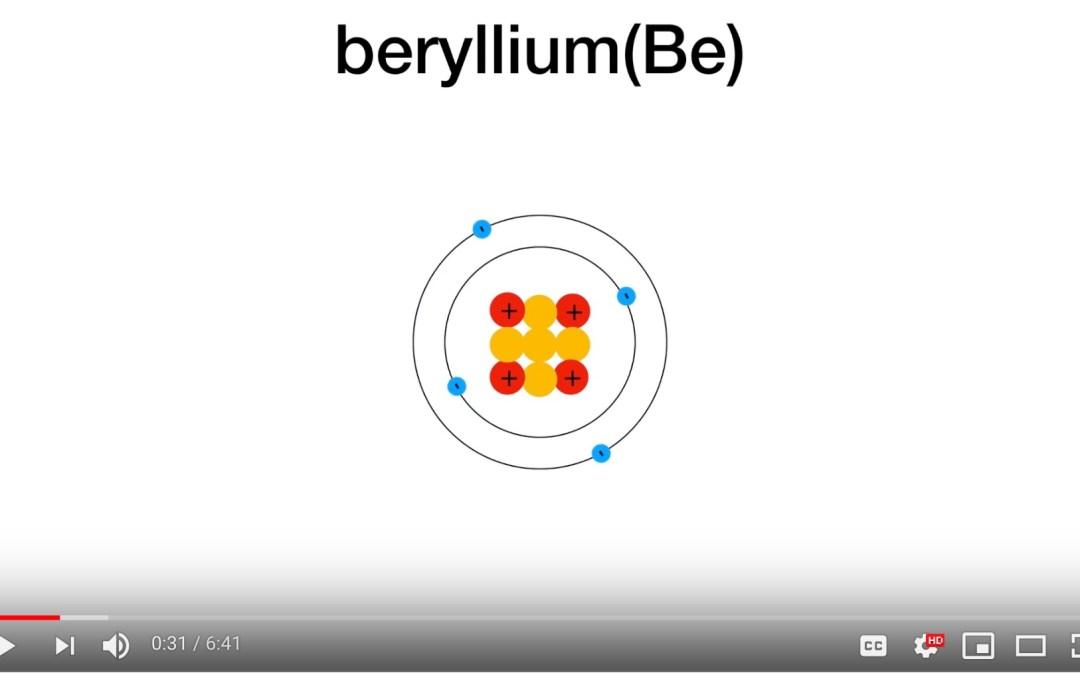 Beryllium Video