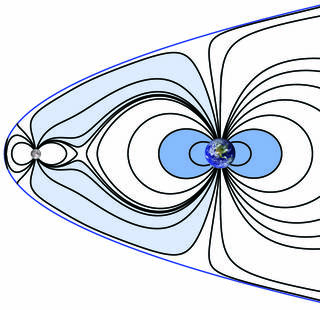 Earth and Moon Once shared a Magnetic Field!